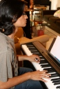 Aman Mahajan on Keyboard