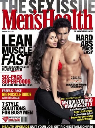 Mens Health Magazine Feb 2013 Sex Issue