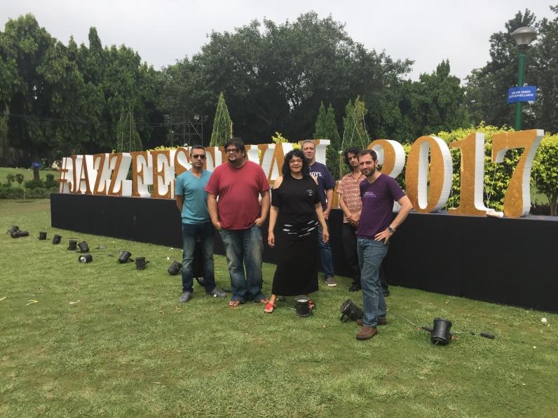 ICCR Jazz Fest UNK 2018
